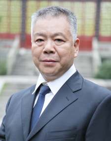 华夏城乡文化书画研究院副院长  励明安先生